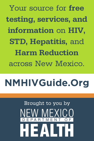 New Mexico HIV-Hepatitis-STD Online Resource Guide